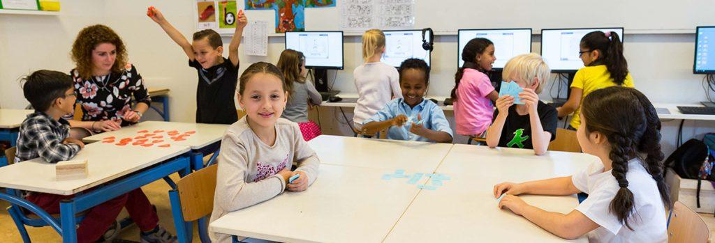 Basisschool De Fontein.Startpagina Basisschool De Fontein